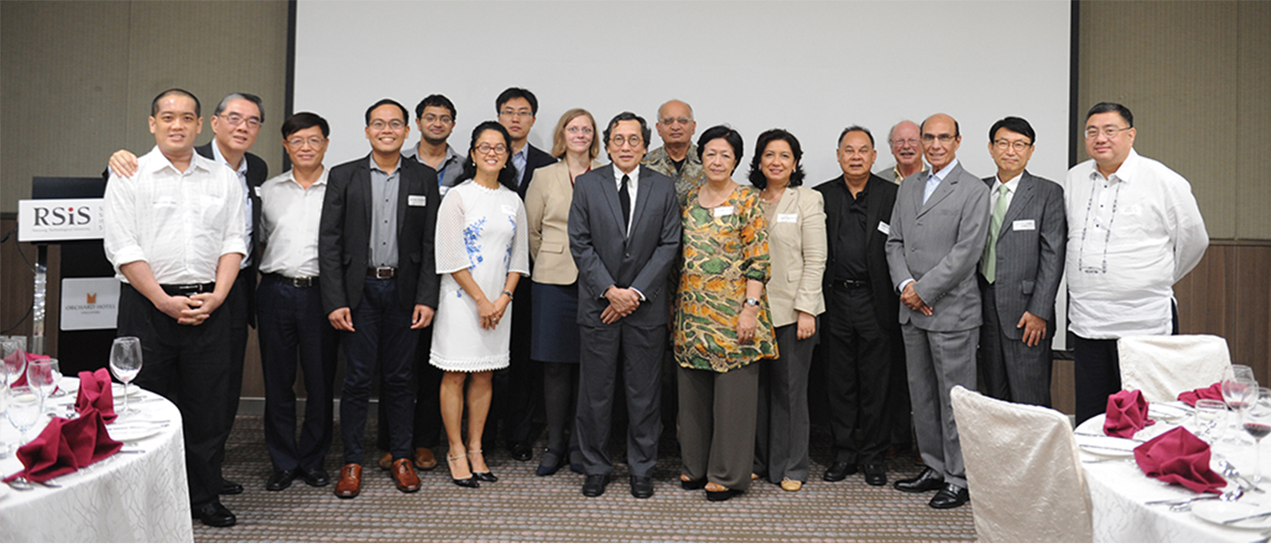 Asia-Pacific Leadership Network (APLN) for Nuclear Non-Proliferation and Disarmament Southeast Asia Regional Meeting 2016
