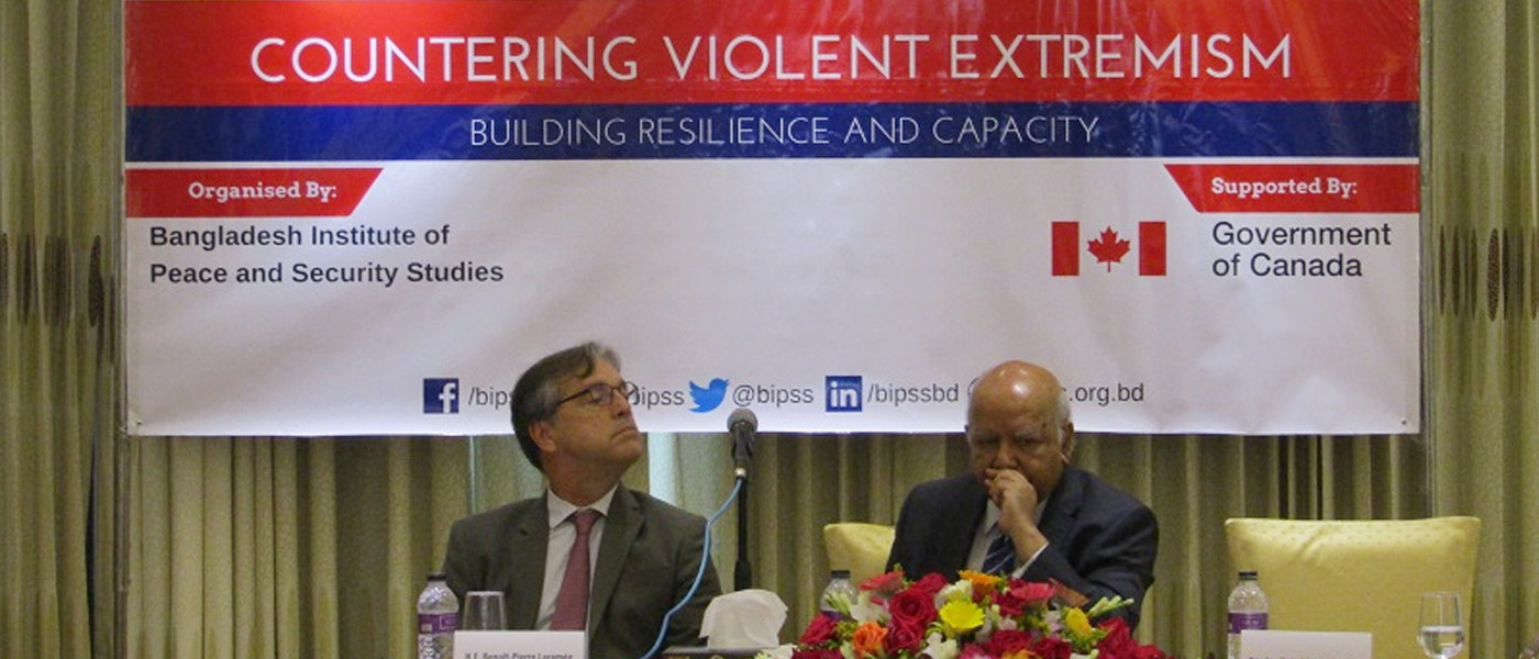Conference on Countering Violent Extremism: Building Resilience & Capacity