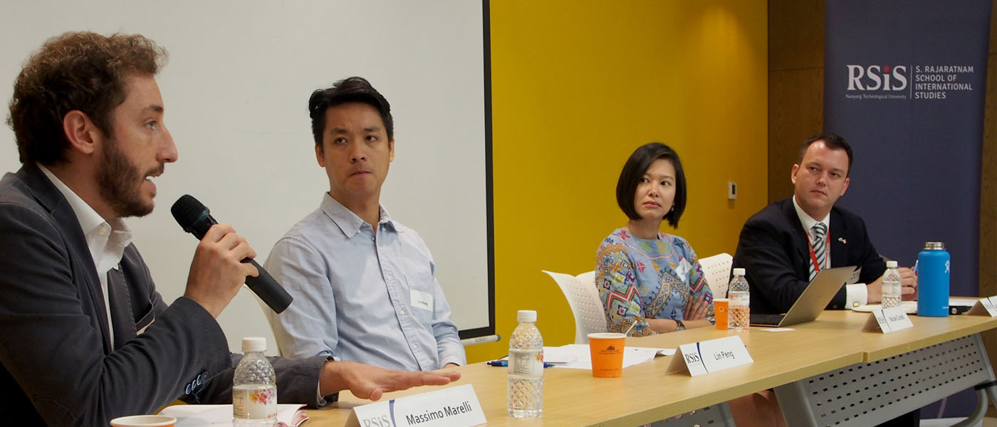 RSIS Roundtable on Humanitarian Technology and Innovation: Critical Questions and Implications for Southeast Asia