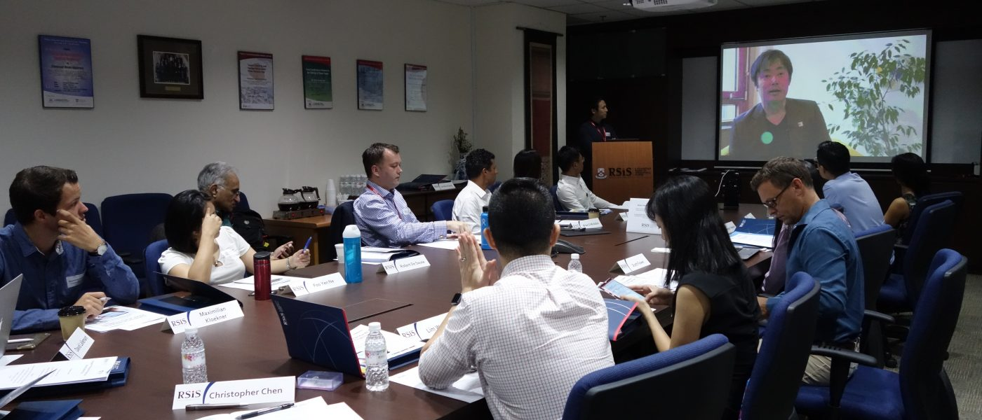 Singapore Humanitarian Network and Research Meeting, 6 December