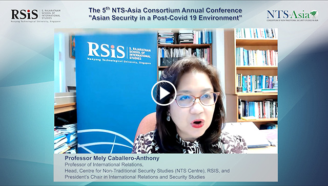 The 5th NTS-Asia Consortium Annual Conference Day 1