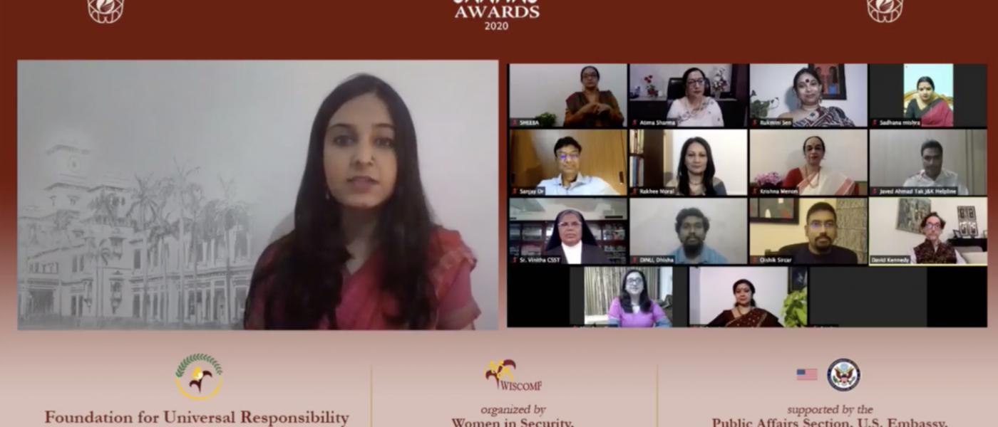 Virtual Saahas Awards Ceremony