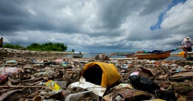 Ocean Health and COVID-19: Environment-Health Nexus