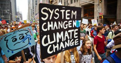 #TheHumanRace: Climate Action in Solidarity