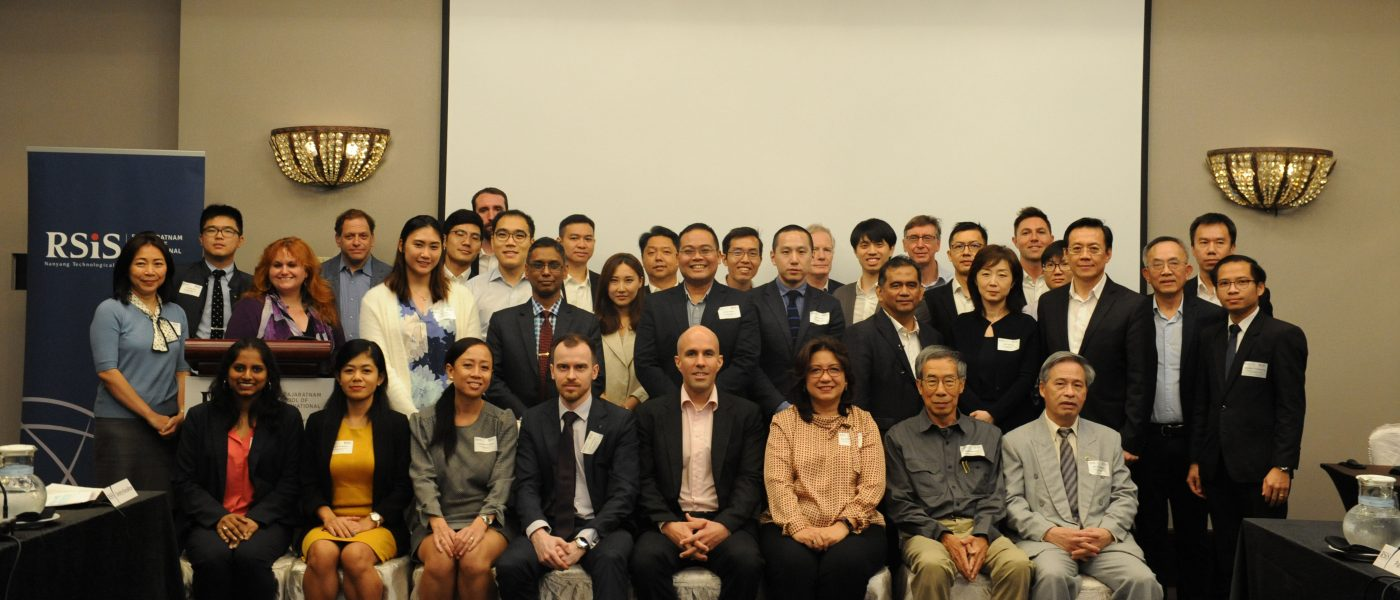 The RSIS' NTS Centre and Pacific Forum jointly organised the Council for Security Cooperation in the Asia-Pacific- Nuclear Energy Experts Group (CSCAP-NEEG) from 6 to 7 February 2020 in Singapore.
